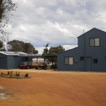 Solar and energy independent home in Australia