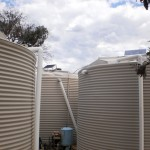 water storage tanks Australia energy independence