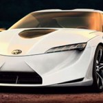 This is the Toyota FT-HS