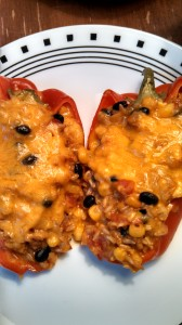 southwest stuffed peppers